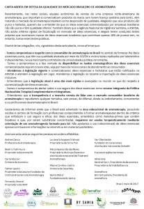 CartaAbertaQualidadeAromaterapiaBR_Mai17
