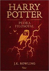 HP e a Pedra Filosofal capa dura