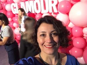 3o glamour beauty festival nov17 selfie painel