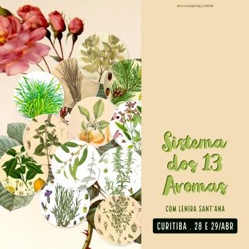 13 Aromas Abr18
