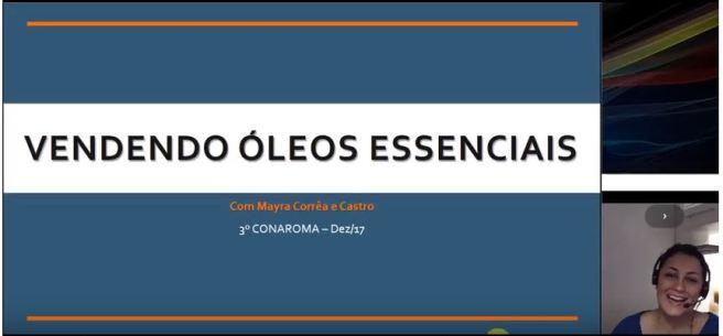 vendendo OEs teaser video 3 Conaroma Dez17