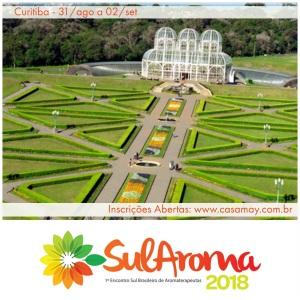 SulAroma 2018 Jardim Botanico bx