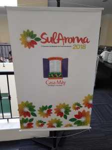 SulAroma 2018 banner
