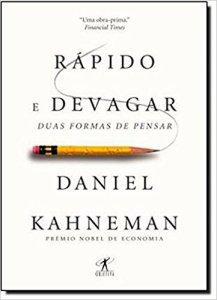 rapido e devagar Kahneman